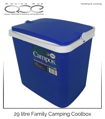 29 litre Coolbox Camping Cooler