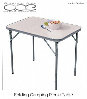 Folding Picnic Camping Table