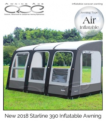 2018 Starline 390 Inflatable Porch Awning