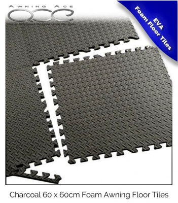 Camptech Foam Awning Floor Tile 4 Pack