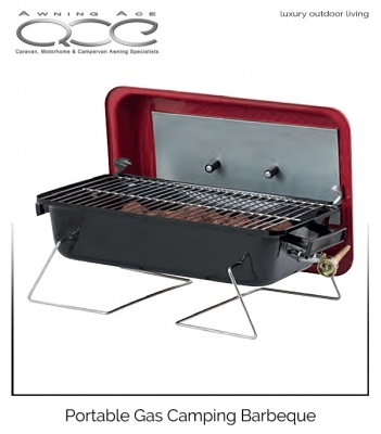 Compact Portable Gas Barbecue Grill