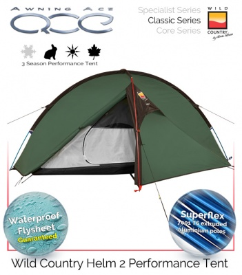 Wild Country Helm 2 Performance Tent