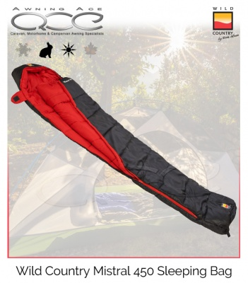 Wild Country Mistral 450 Sleeping Bag