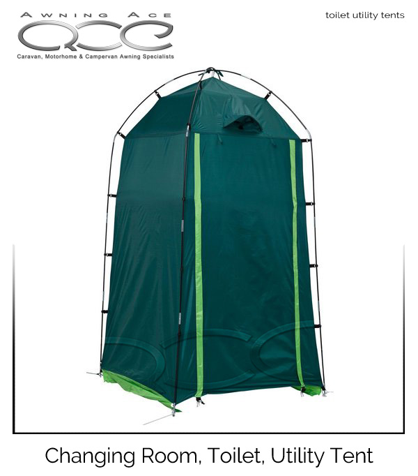 Changing Room Toilet Utility Tent  sc 1 st  Awning Ace : toilet tents - memphite.com