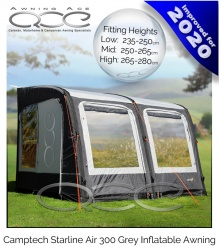 2020 Starline 300 Inflatable Porch Awning
