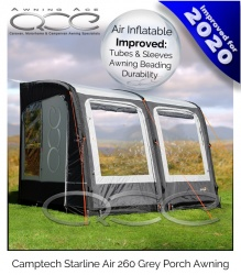2020 Starline 260 Inflatable Grey Porch Awning