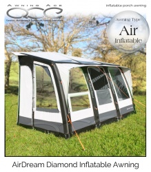 Airdream Diamond Inflatable All Season Awning