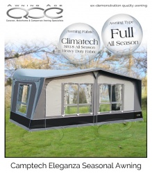 Size 16 CampTech Eleganza Seasonal Awning Second