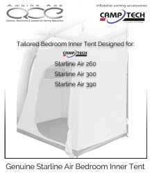 Camptech Inflatable Awning Inner Tent