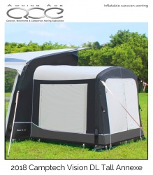 2018 Camptech Vision DL Tall Annexe