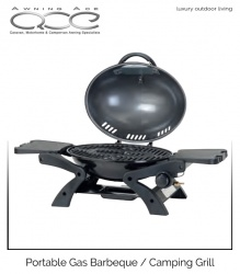 Deluxe Portable Gas Barbecue Grill