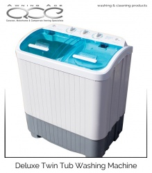 Portawash Plus Deluxe Twin Tub Washing Machine