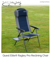 Quest Elite® Ragley Pro Reclining Camping Chair