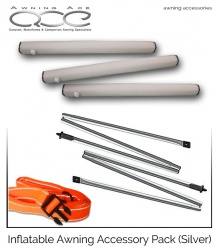 Camptech Air Awning Accessory Pack (Silver) 390cm