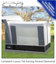 Camptech Tall Seasonal Awning Annexe