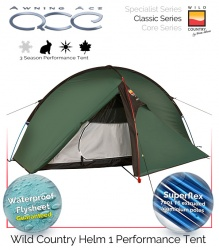 Wild Country Helm 1 Performance Tent